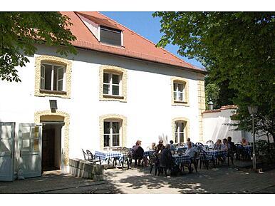 Schloßwirtschaft Schwaige, Schloß Nymphenburg, Nymphenburg ...