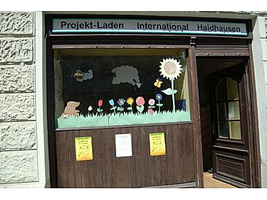 Projekt-Laden International