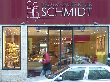 Brotmanufaktur Schmidt