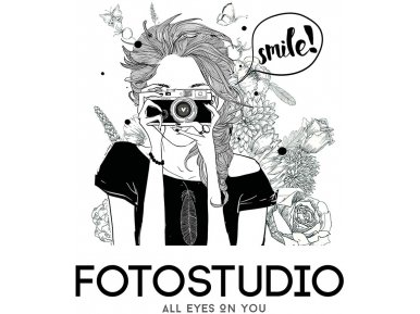 Fotostudio - All Eyes On You