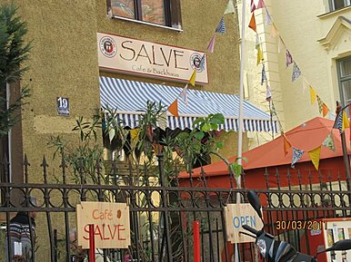SALVE Café & Backhaus