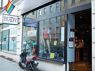buddy gay shop corneliusstr glockenbachviertel m nchen buddygayshop willkommen. Black Bedroom Furniture Sets. Home Design Ideas