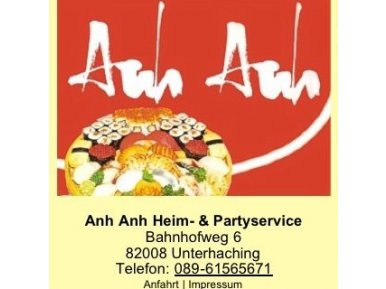 Anh Anh Heim & Partyservice