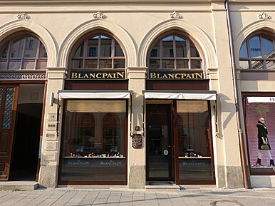 BLANCPAIN BOUTIQUE