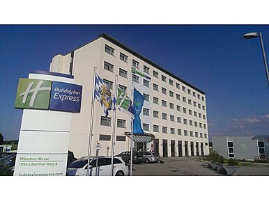 Holiday Inn Express Hotel Messe