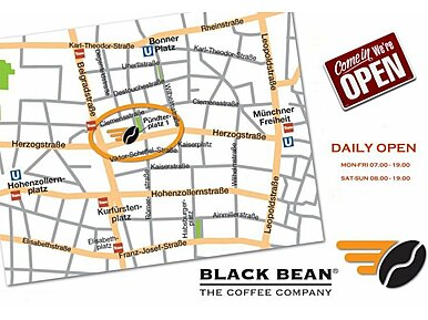 Black Bean Coffeeshop