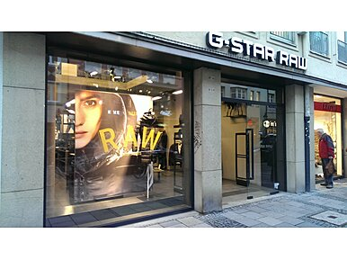 G Star Raw Store