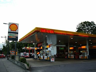 Shell - Station