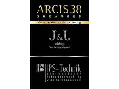 Arcis 38 - the Showroom