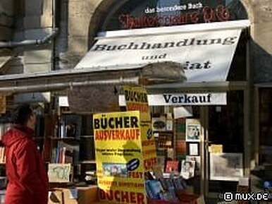 Shakespeare & Co. Buchhandlung