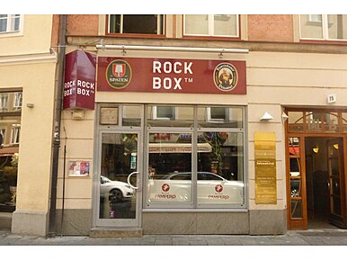 Rockbox Bar