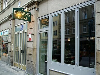 Brown's Tea Bar