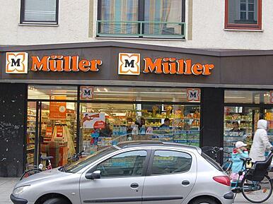 Müller Spielwaren München