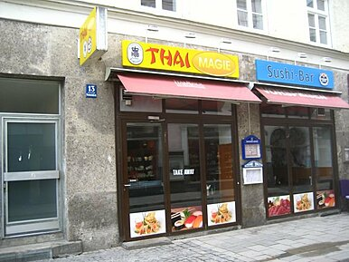 Thai Magie & Sushi Bar