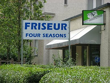 Friseur Four Seasons
