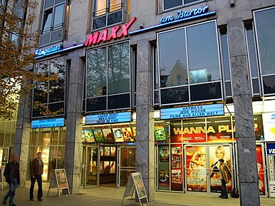 CinemaxX Kino