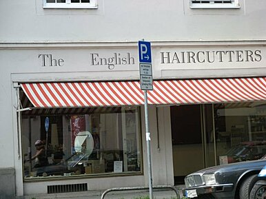 The English Haircutters