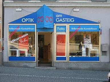 Optik am Gasteig