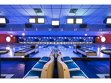 Hollywood Super Bowling Forstenried