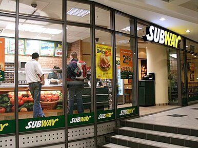 SUBWAY Restaurant Motorama
