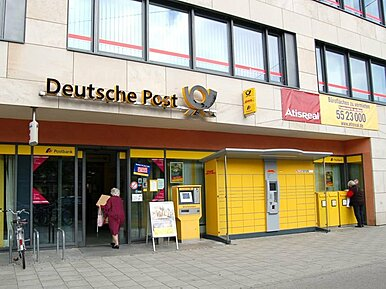 DHL Packstation 155