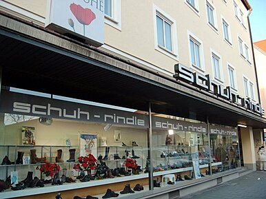 Schuh Rindle