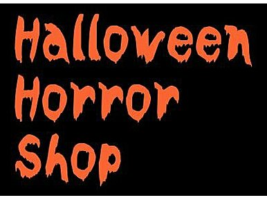 Halloween Horror Shop