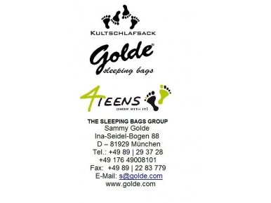 Golde The Sleeping Bag Group