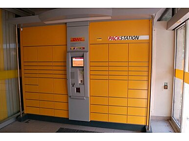 DHL Packstation 137