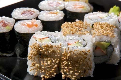 sushiya sansaro sushi m nchen amalienstr amalienpassage maxvorstadt m nchen sushiya. Black Bedroom Furniture Sets. Home Design Ideas