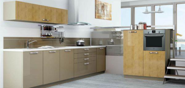 Küche Arcos Brillant Golden