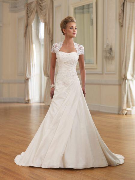 Bolero Hochzeitskleid | hochzeitskleidz