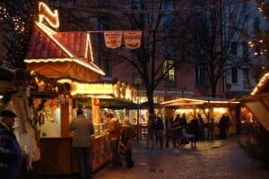 Weihnachtsmarkt Haidhausen