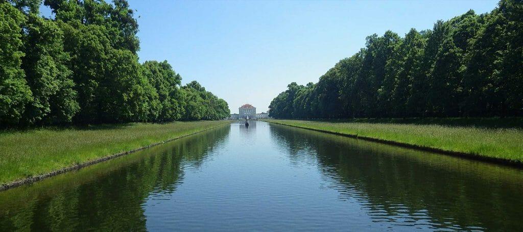 Nymphenburger Schlosskanal