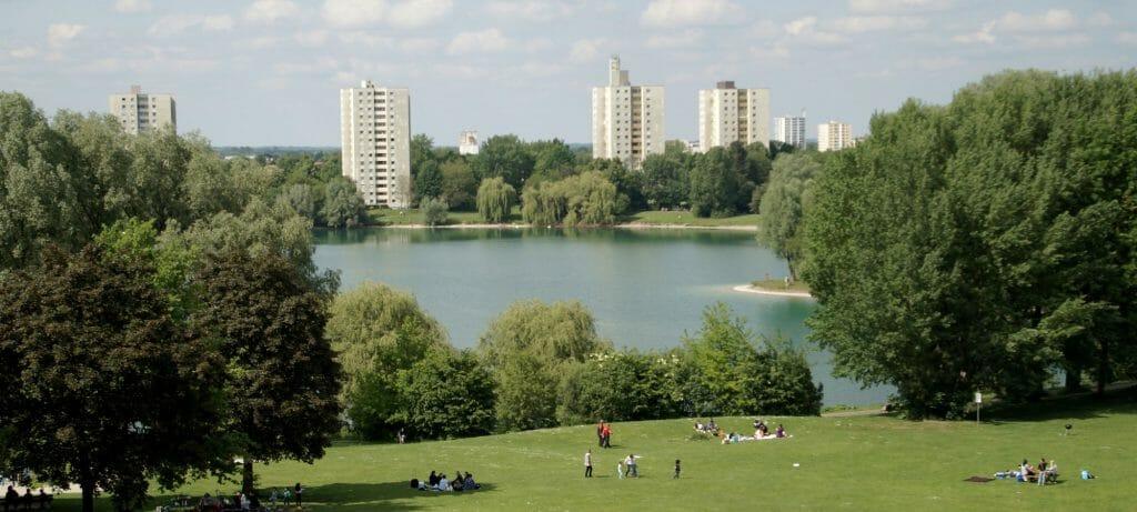 Badesee Lerchenauer See