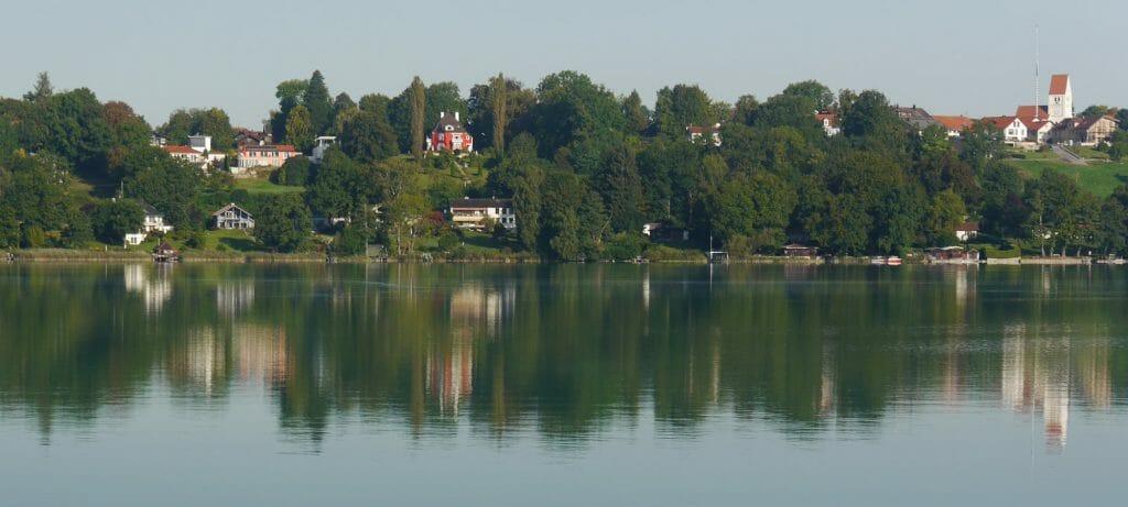 Pilsensee bei Hechendorf