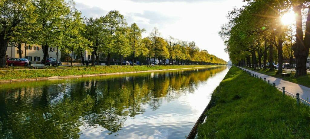 Spaziergang Nymphenburg
