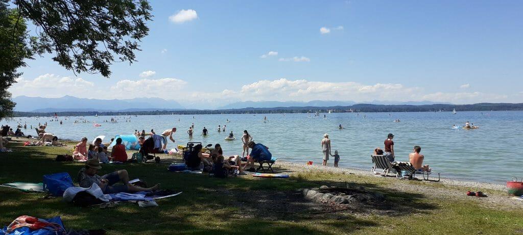 Ambacher Erholungsgebiet, Starnberger See