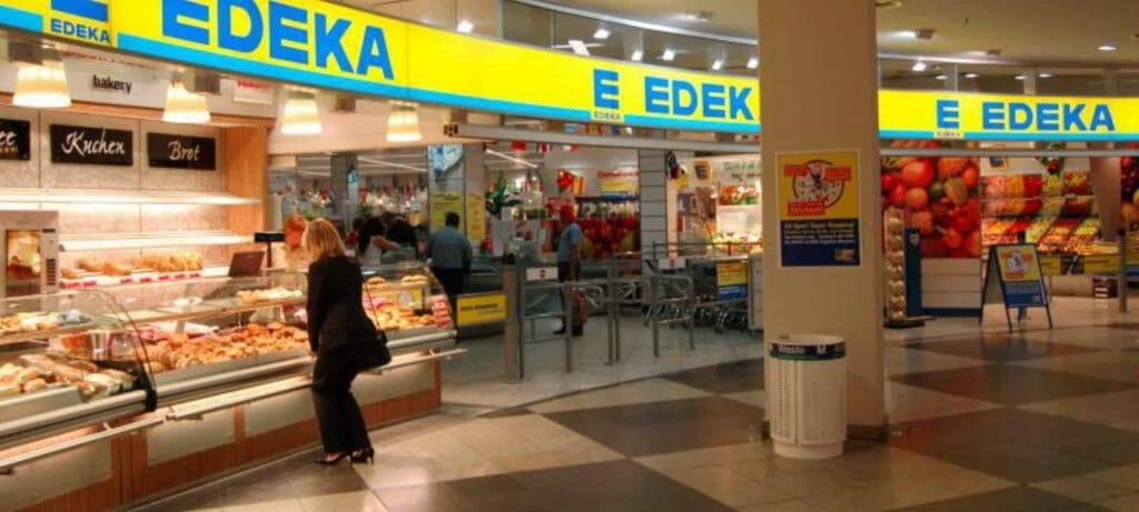 EDEKA am Flughafen München
